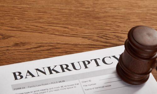 Bankruptcy & Debt