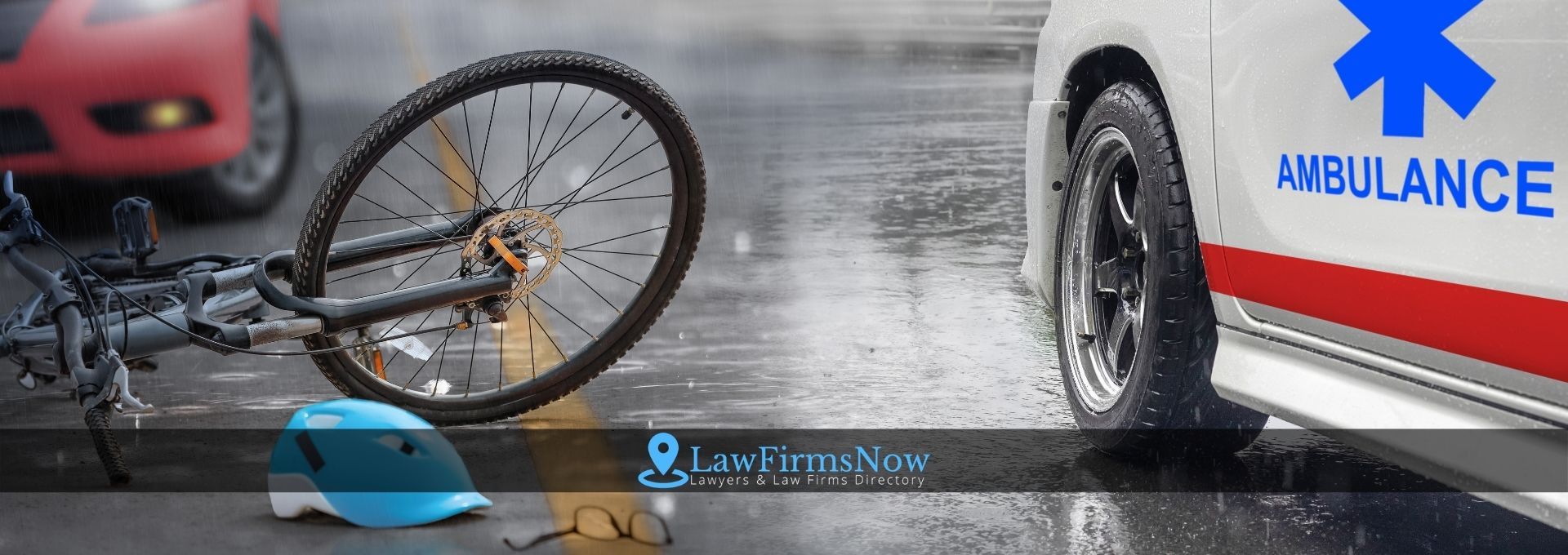Cycle accident compensation